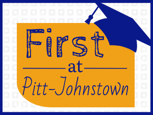Link to information about first at Pitt-Johnstown program